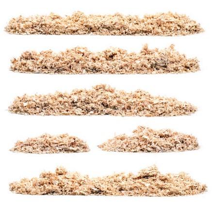 Сырьё для производства древесных брикетов